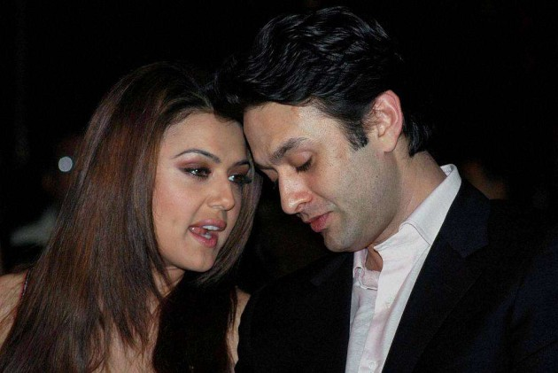 Preity Used Harsh Words Against Wadia: Witness Tells Cops