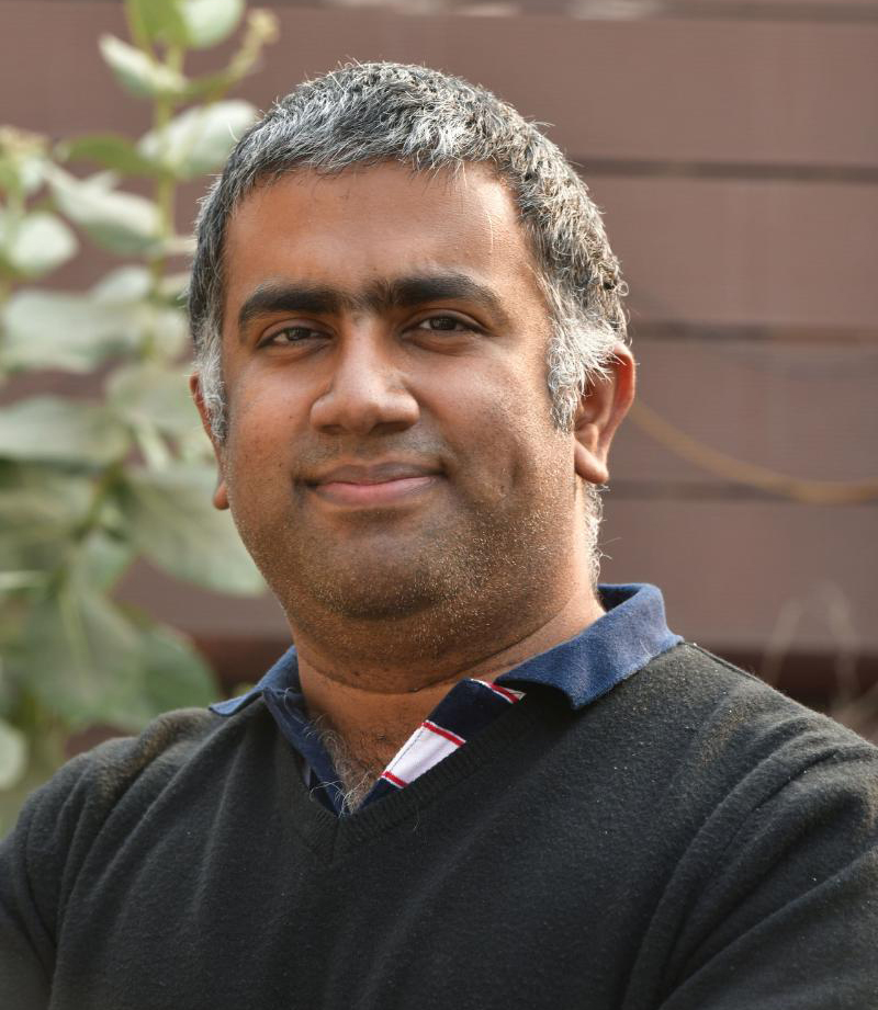 Prashant Reddy T.