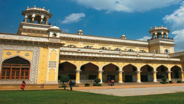 Khilwat Mubarak, Chowmahallah Palace