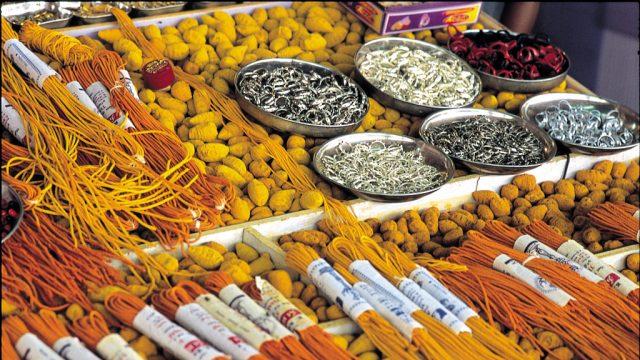 Holy turmeric threads on sale
