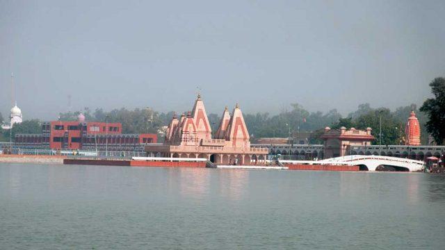 Brahma Sarovar at Kurukshetra