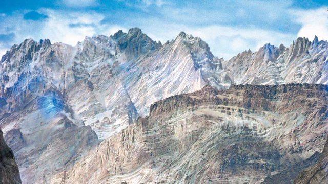 The majestic Zanskar Gorge