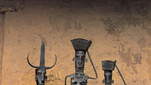 Metal work from Kondagaon