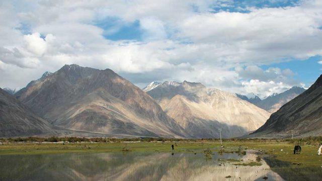Near Hundar, Shayok Valley, Ladakh