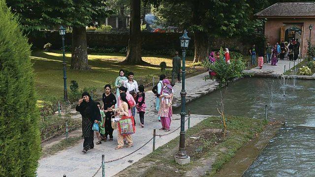 Noor Jehan's garden