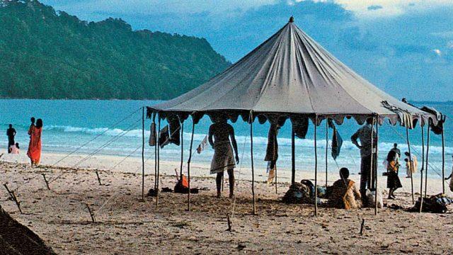 Picturesque Radhanagar Beach on Havelock Island