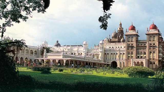 Mysore Palace continues to exude an air of grandeur