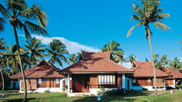 Cottages at Kumarokom Lake Resort