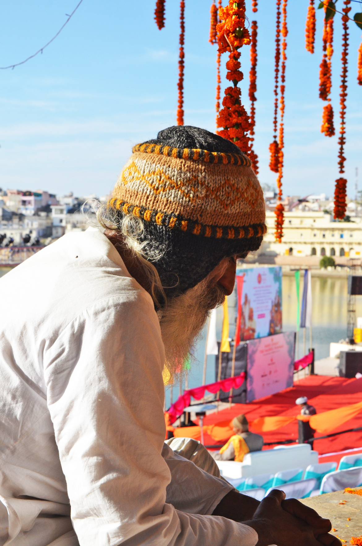 Come for the music or spiritual experiences, the ethereal charm of Pushkar is unforgettable.