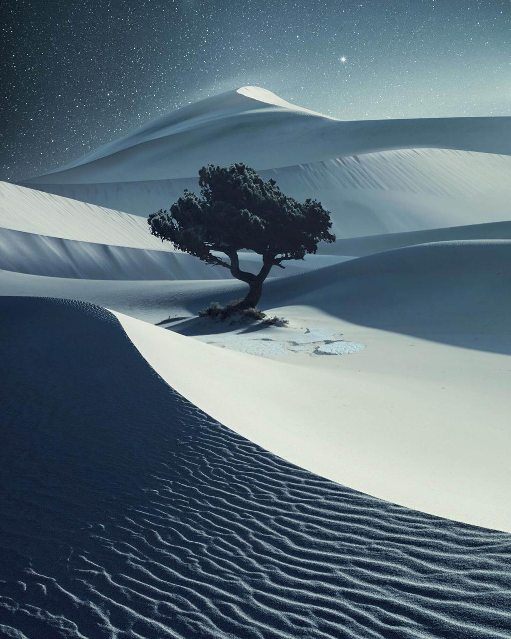 Landscape category winner: Benjamin Everett