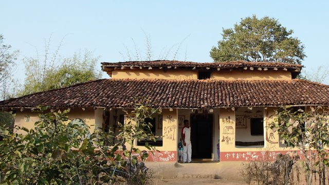 The Tribal Museum, an initiative of The Corbett Foundation, Kanha