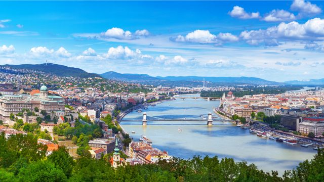 The wonder that is Budapest