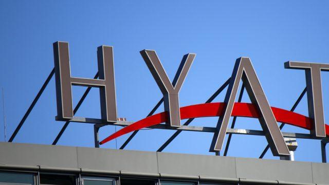 Hyatt's logo (representative image)