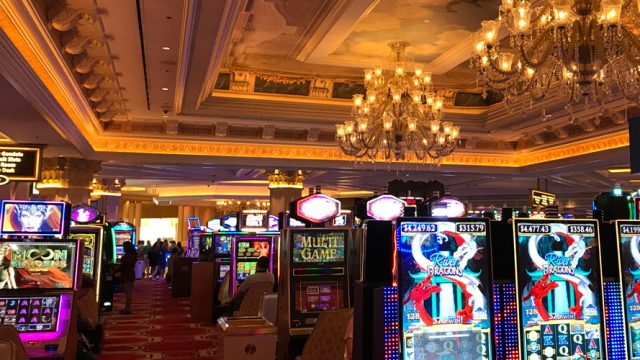 "Popularly known as ""The City of Sin,"" Las Vegas is mainly popular for its casinos"