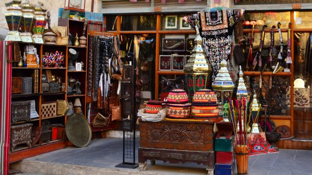 From souks to malls, Doha is a haven for shopaholics