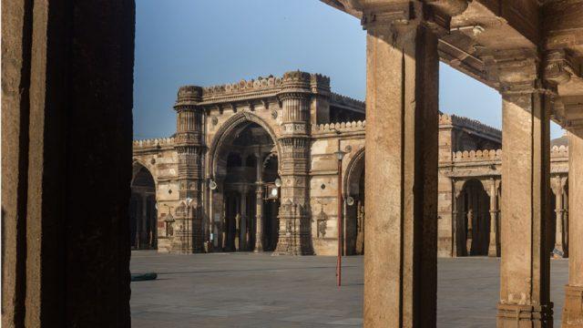 The Jama Masjid of Ahmedabad