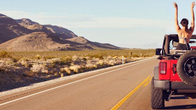 A road trip is always a good idea