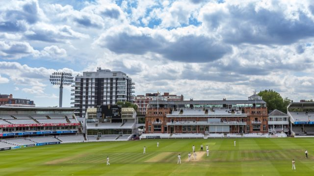 Lord's is a dream destination for many avid cricket fans
