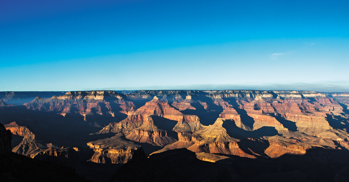 The Grand Canyon's South Rim