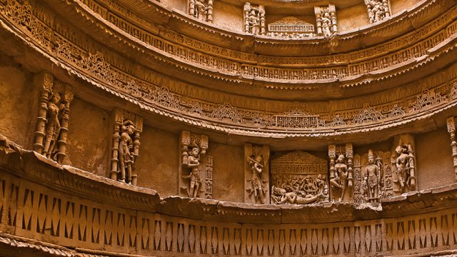Rani ki Vav literally translates to 'the Queen's Stepwell'